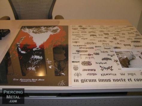 peter beste photographs, true norwegian black metal photo exhibit