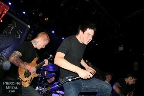 born of osiris, born of osiris concert photos, summer slaughter 2008