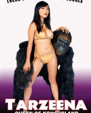 """Infinity Resources """"Tarzeena, Queen of Kong Island"""" [DVD]"""