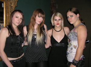 Backstage with Kittie (2008)