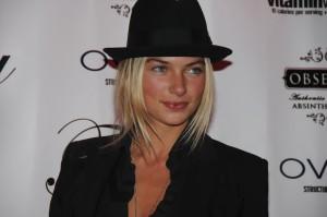 Model, Jessica Hart