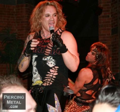 steel panther, steel panther live photos