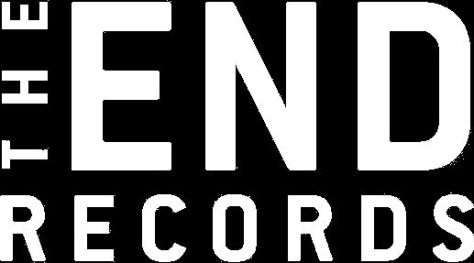 the end records logo