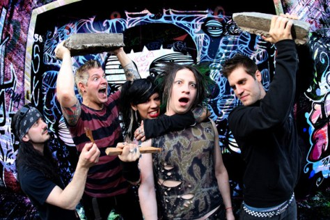 suicide city band photo