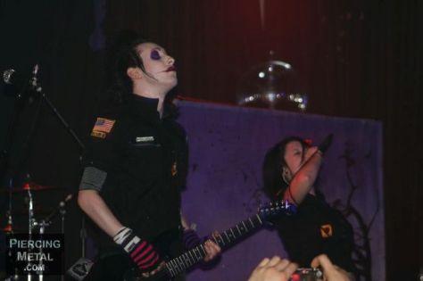 the birthday massacre, the birthday massacre concert photos