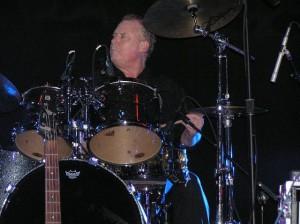 Micheal Shrieve (original Santana drummer)