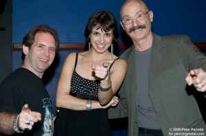 Ken Pierce, Ms. Maggie Levin, Mr. Tony Levin