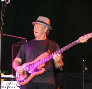 Stu Cook from Creedence Clearwater Revival and Revisited