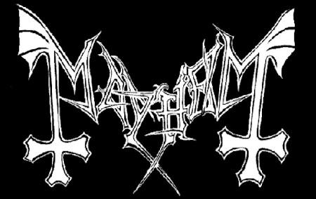 Logo - Mayhem