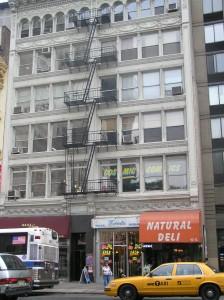 The KISS Loft: 10 East 23rd Street