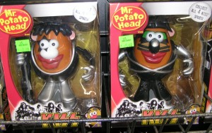 Starchild & Cat Man Mr. Potato Head Spud