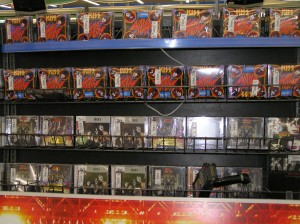 KISS Wal-Mart Display Rack
