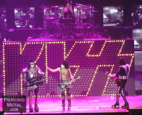 kiss, kiss concert photos
