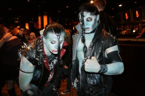 The Misfits Fans as The Misfits