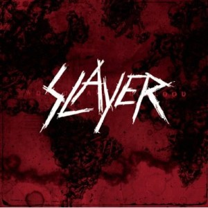 """""""World Painted Blood"""" by Slayer"""