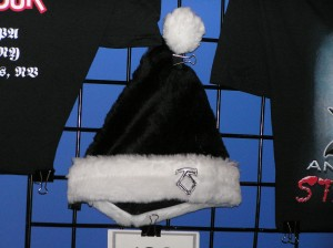 Twisted Sister Santa Cap