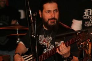Bassist John DeServio