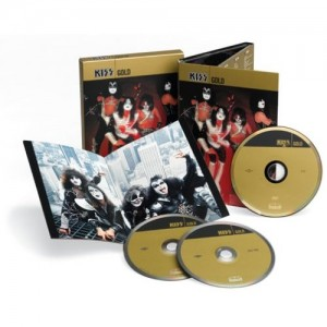 """Gold: 1974-1982"" Sound and Vision by KISS"