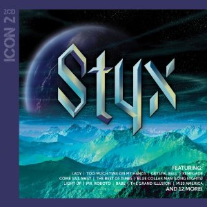 """Icon"" (2CD) by Styx"