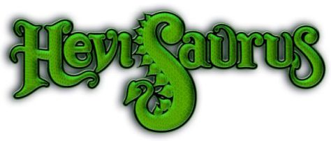 hevisaurus logo
