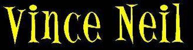 Logo - Vince Neil