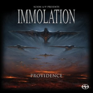 """Scion A/V and Immolation offer """"Providence"""""""