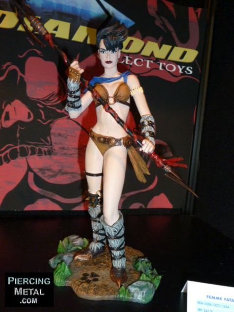 toy fair 2012, american international toy fair 2012, diamond select toys