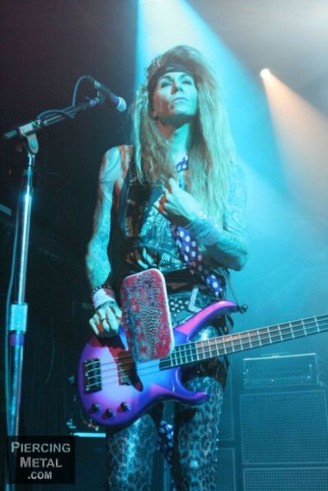 steel panther, steel panther concert photos