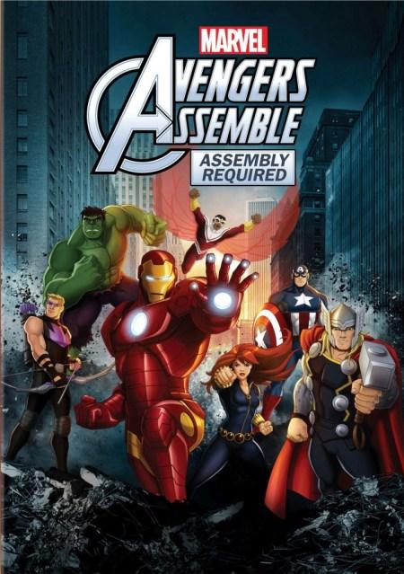 Poster - Marvels Avengers Assemble - 2013
