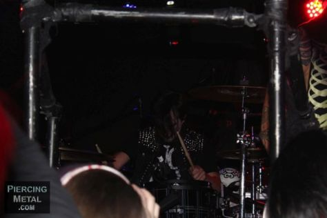 new years day, new years day concert photos