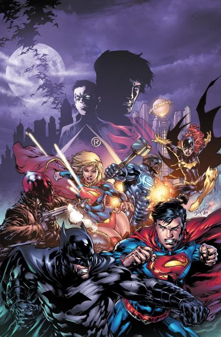 """""""Batman/Superman Annual"""" #1"""
