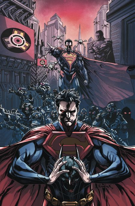 """Injustice Year Two"" #1"