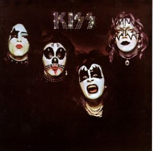 """Forty Years Ago Today; Celebrating The KISS Debut """"KISS"""" (1974-2014)"""