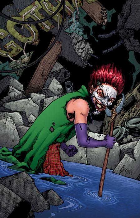"""""""Batman: Jokers Daughter"""" #1"""
