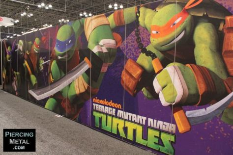 playmates toys, teenage mutant ninja turtles, toy fair 2014, toy fair