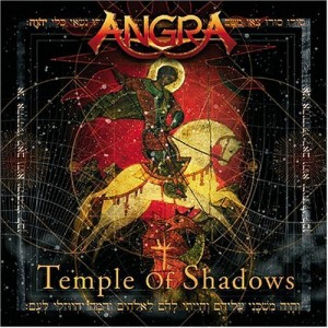 """Temple Of Shadows"" by Angra"