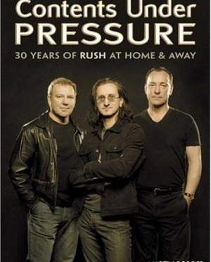 """Rush: Contents Under Pressure"" by Martin Popoff"