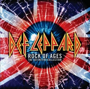 """""""Rock Of Ages: The Definitive Collection"""" by Def Leppard"""