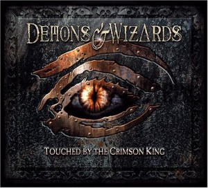 """""""Touched By The Crimson King"""" by Demons & Wizards"""