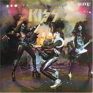 """Alive"" (remaster) by KISS"