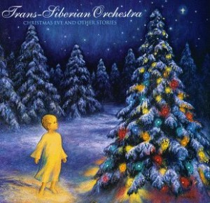 """""""Christmas Eve & Other Stories"""" by Trans-Siberian Orchestra"""