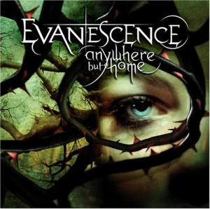 """Anywhere But Home"" [CD/DVD] by Evanescence"