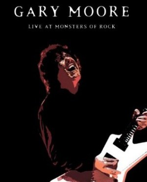 """Live At The Monsters Of Rock"" [DVD] by Gary Moore"