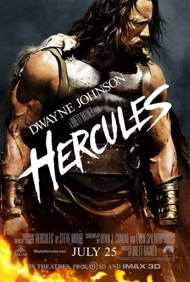 Poster - Hercules - 2014