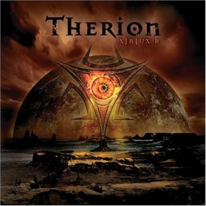 CD - Therion - Sirius B