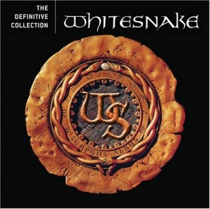 """The Definitive Collection"" by Whitesnake"