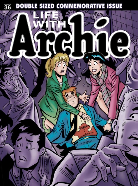 Comic - Life With Archie 36- 2014