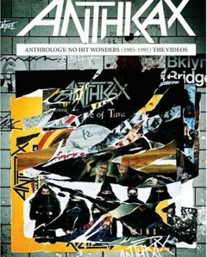 """""""Anthrology: No Hit Wonders (1985-1991) – The Videos"""" by Anthrax"""