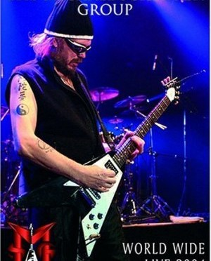 """World Wide Live 2004"" by Michael Schenker Group"