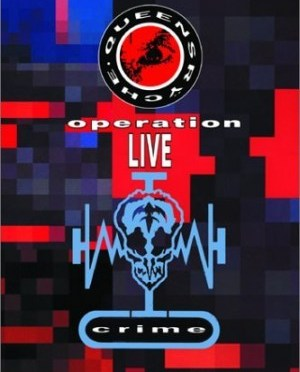 """Operation: Live Crime"" (DVD) by Queensryche"